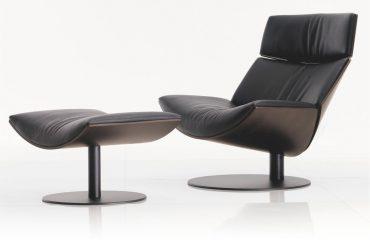 kara chair and ottoman