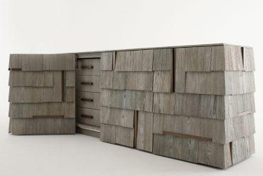 tiles sideboard