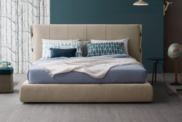 bonaldo cuff bed