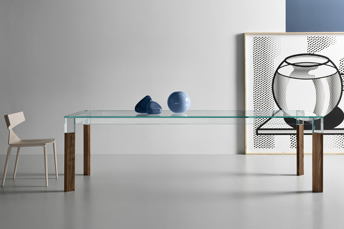 Perseo Table by Tonelli Design