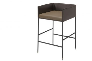 Square Stool by Frag