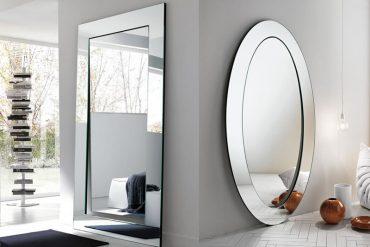 Gerundio mirror by Tonelli