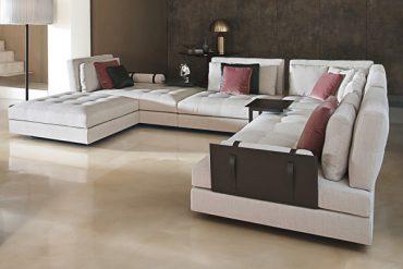 Hemingway Sofa by Swan Italia