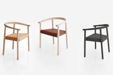Tokyo Chair by Bensen