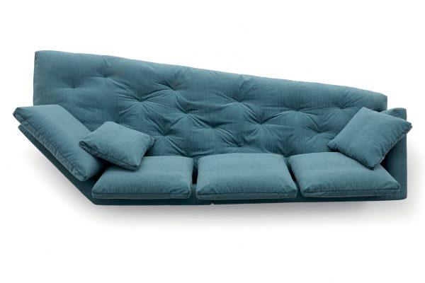 Alberta Alcove sofa