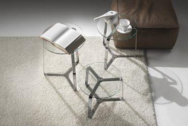 Basket Nest Tables by Orsenigo