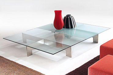 Bridge Low Table by Orsenigo