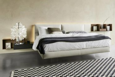 Ecletto Bed by Sangiacomo available at Arravanti