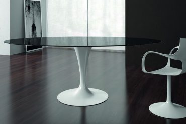 Flute Table by Sovet Italia