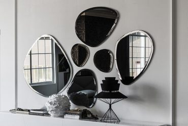 Hawaii Mirror by Cattelan available at Arravanti