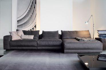 Hills sofa by Swan Italia