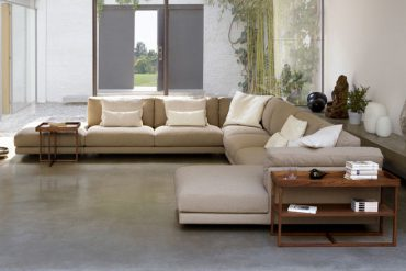 HOST Sofa by Swan Italia