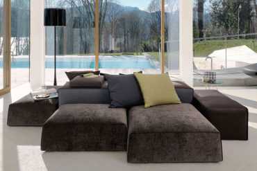 Boog-sofa by Desiree