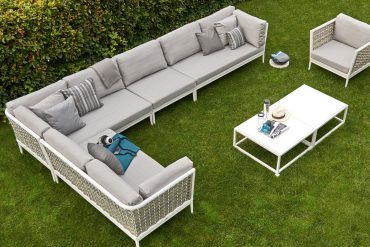 Algarve Sofa by Varaschin available at Arravanti