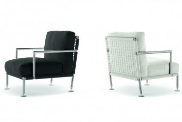 Nest Armchair by Coro Available at Arravanti in Miami