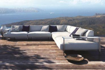 Sabal Sofa by Coro Available at Arravanti in Miami