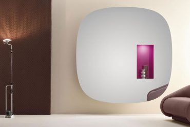 Aperture Mirror by Tonelli Design at Arravanti