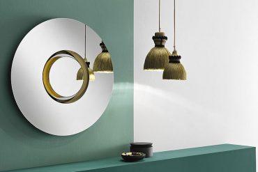 Ozma Mirror by Tonelli Design at Arravanti