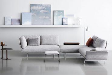 Avant-Apres Sofa by Saba Italia Available at Arravanti in Miami