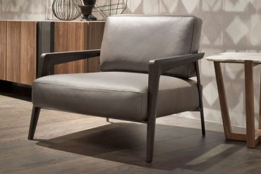Cecile Armchair by Alberta Available at Arravanti