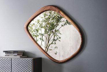 Janeiro Mirror by Cattelan Italia at Arravanti