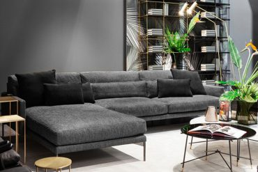 110 Modern Sofa By Vibieffe Available at Arravanti