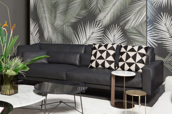 110 Modern Sofa By Vibieffe Available at Arravanti