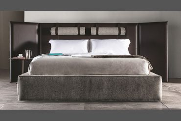 Tube Bed by Vibieffe Available at Arravanti