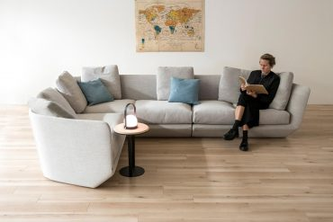 Aura Sofa by Bensen