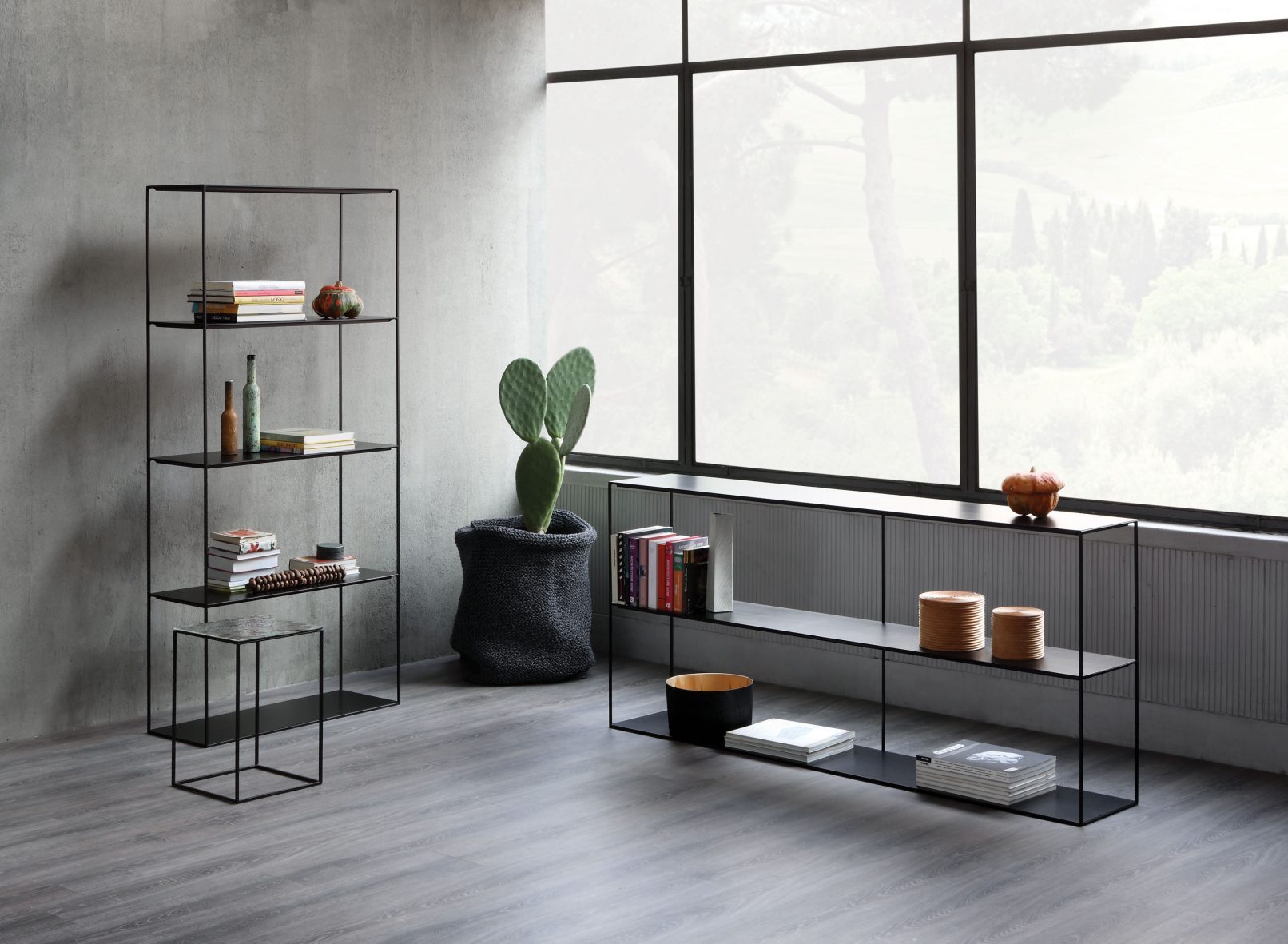 Slim Irony Tables Collection
